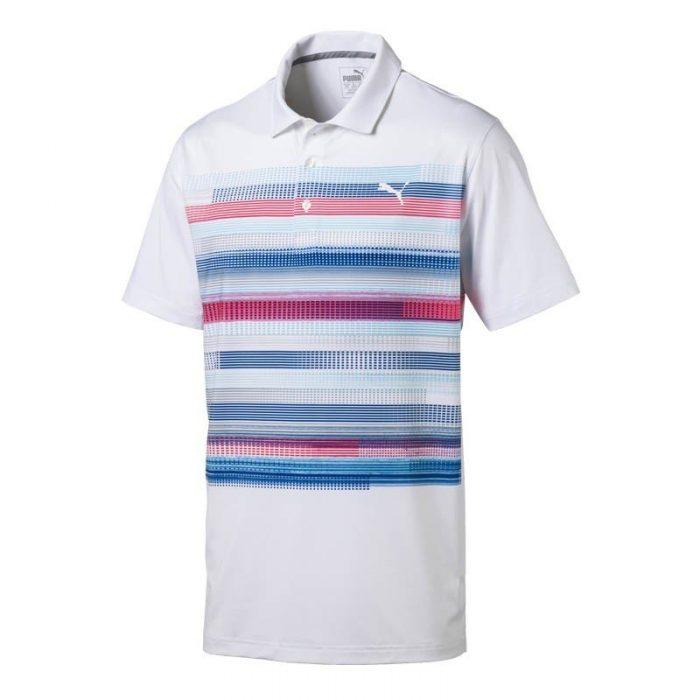 Puma Junior Pixel Polo Shirts