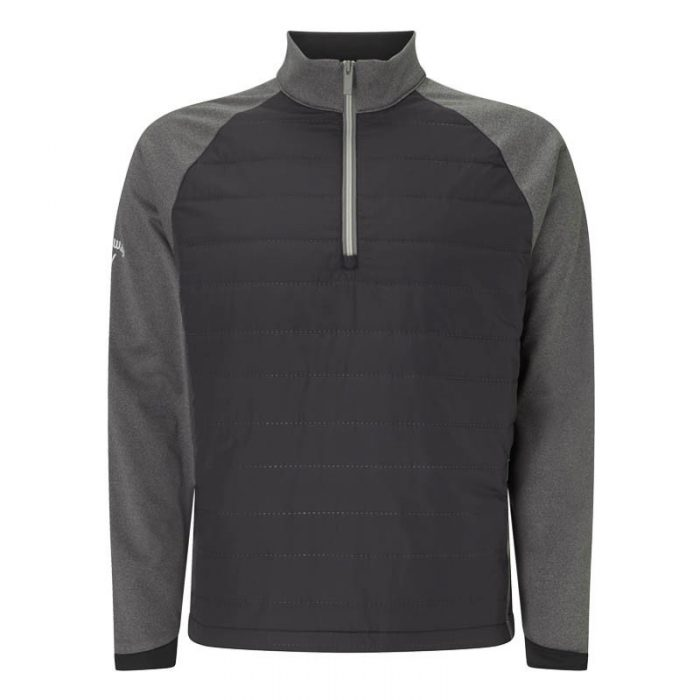 Callaway Ultrasonic Quilted Technical Pullovers