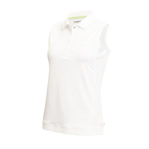 Calvin Klein Solana Sleeveless Polo