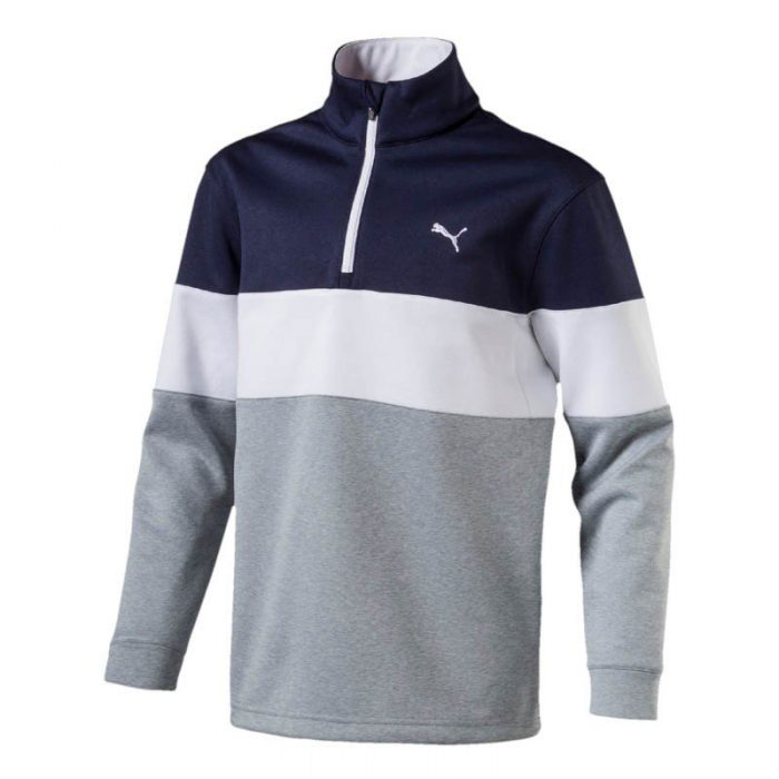 Puma PWR Warm Junior 1/4 Zip