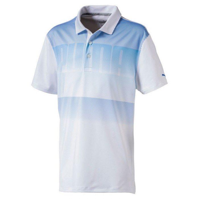 Puma Junior Logo Polo Shirts