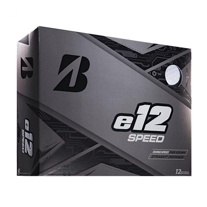 Bridgestone e12 Speed Golf Balls