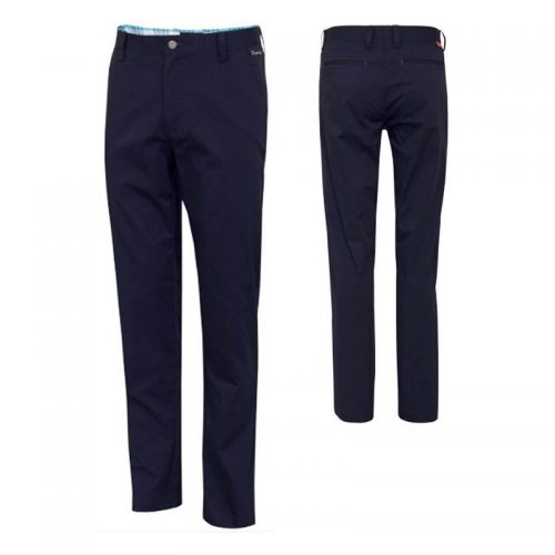 Dwyers & Co Titanium Chino Trousers