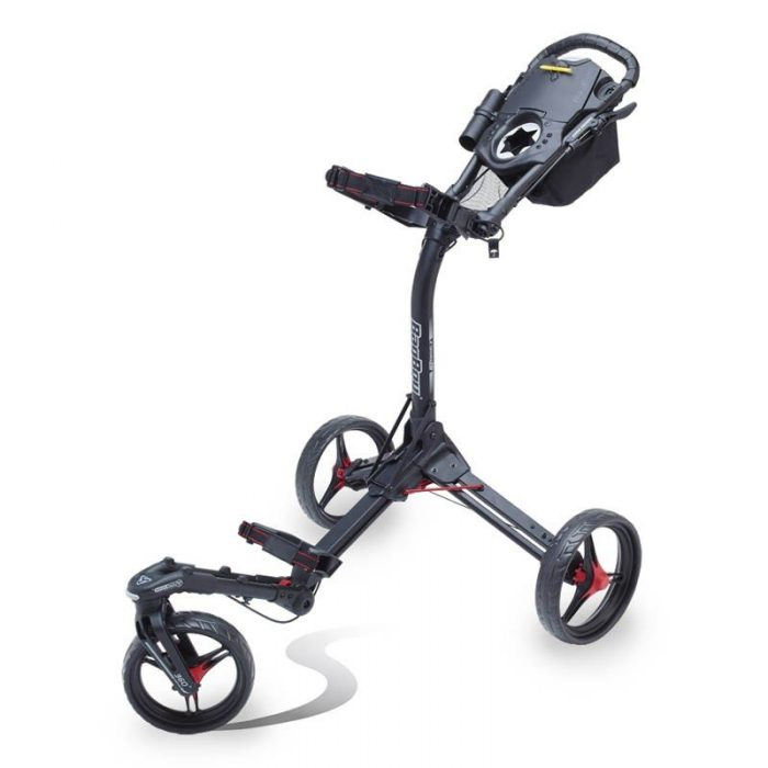 BagBoy Triswivel II Golf Trolley