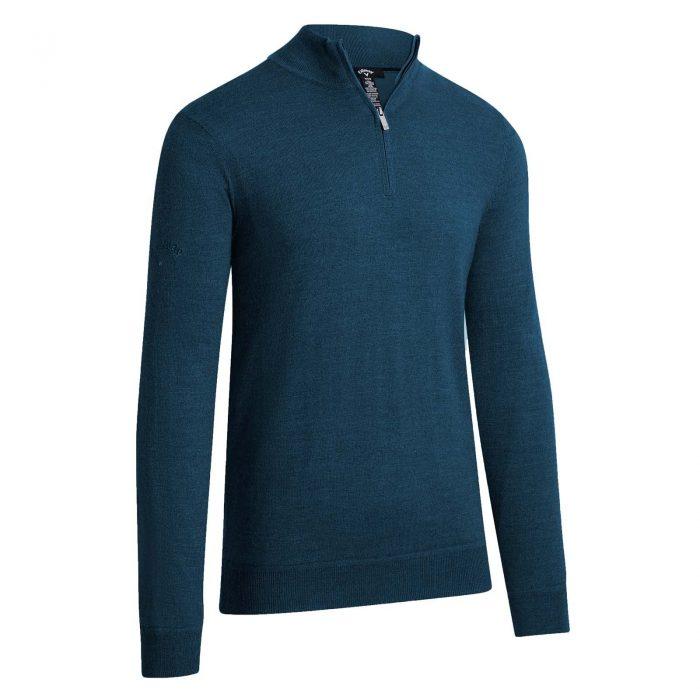 Callaway Windstopper 1/4 Zipped Sweaters
