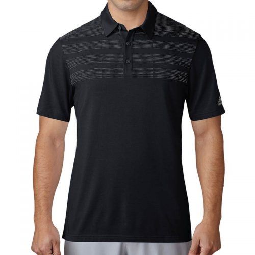 adidas Climachill Body Mapped Competition Polo Shirts