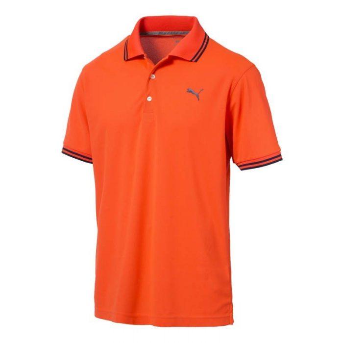Puma Pounce Pique Polo Shirts