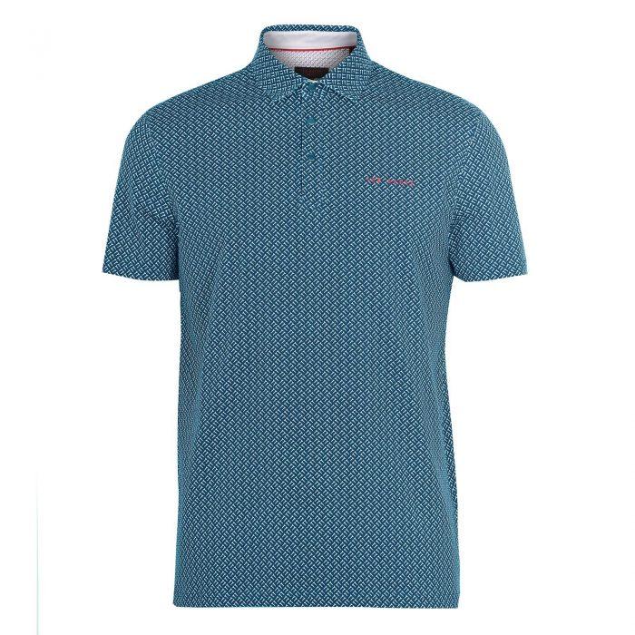 Ted Baker Golf Wallnot Polo Shirt