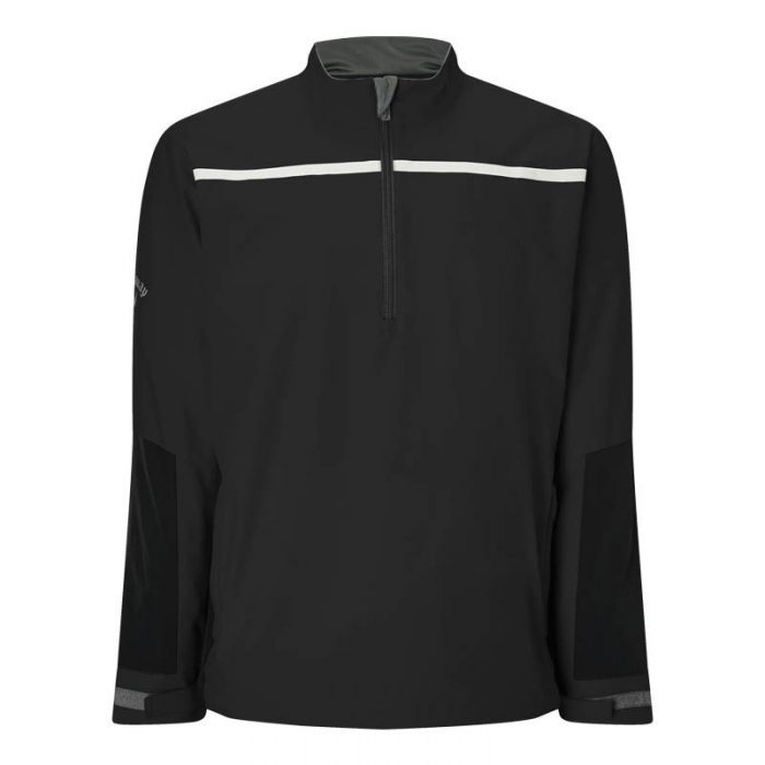 Callaway 1/4 Zip Chest Stripe Wind Jackets