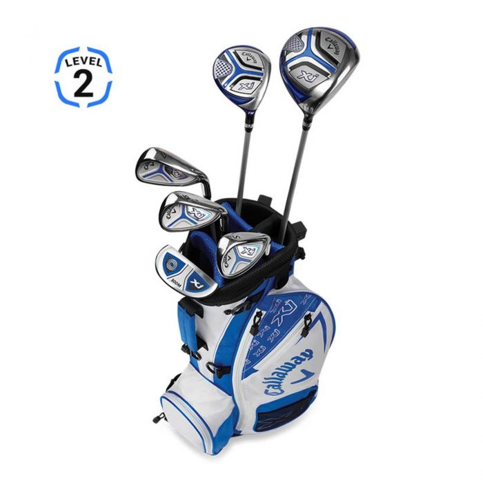 Callaway XJ2 Junior Golf Sets