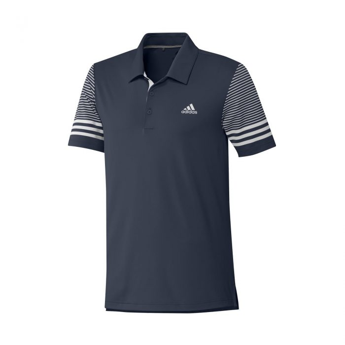 adidas Ultimate Gradient Sleeve Polo