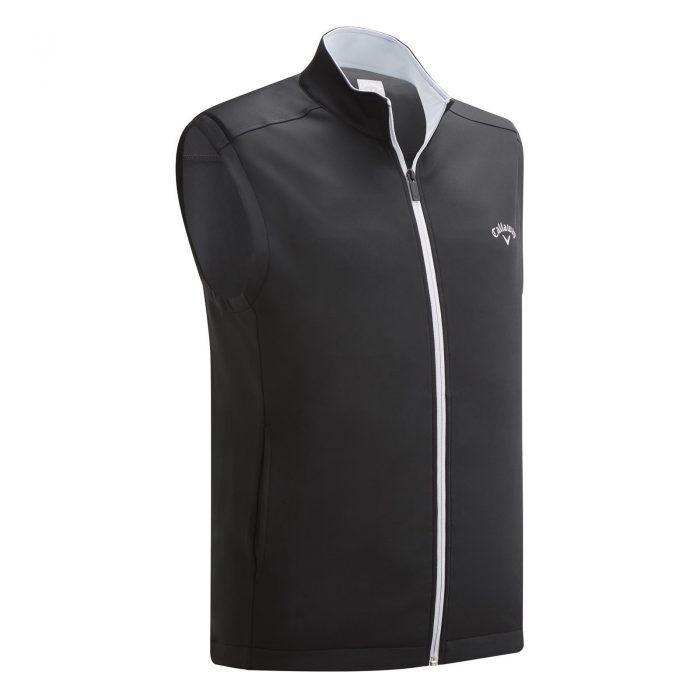 Callaway High Gauge Full Zip Fleece Vests
