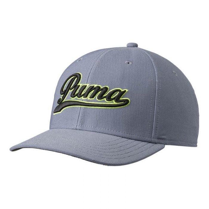 Puma Script Fitted Caps