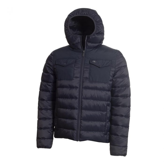 Calvin Klein Golf Starboard Hooded Jacket