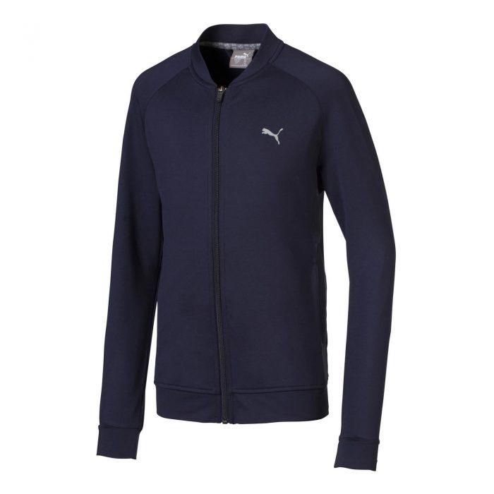 Puma Junior Full Zip Jackets