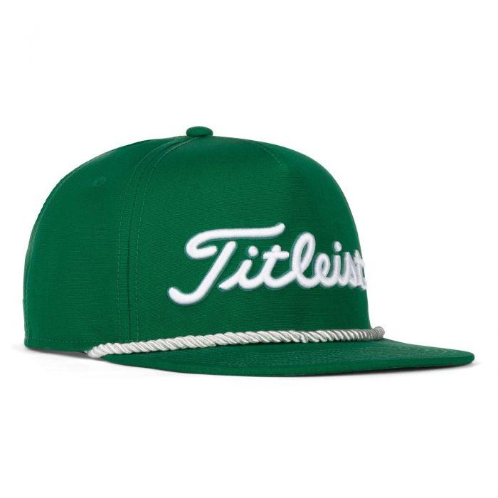 Titleist Tour Rope Snapback Cap