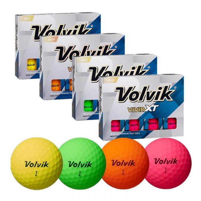 Volvik Vivid XT Golf Balls