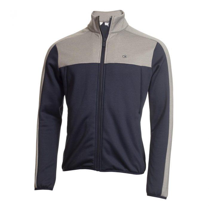 Calvin Klein Golf Atlas Full Zip Jacket